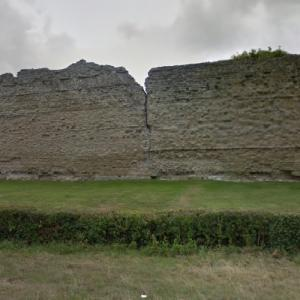 Anderitum Roman Fortress Wall (StreetView)