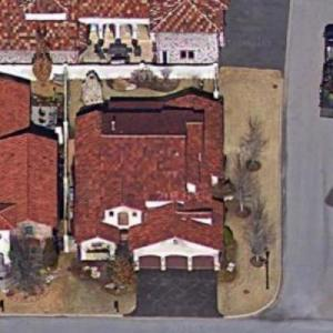 Mark Allen's House (Google Maps)