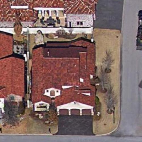 Gmc Tulsa: Mark Allen's House In Tulsa, OK (Google Maps