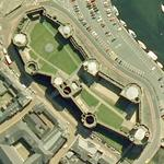 Caernarfon Castle (Google Maps)