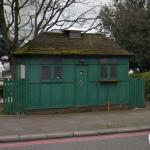 Chelsea Embankment Cabmen's Shelter