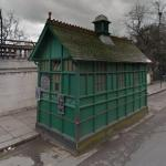 Temple Place Cabmen's Shelter