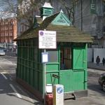 Thurloe Place Cabmen's Shelter