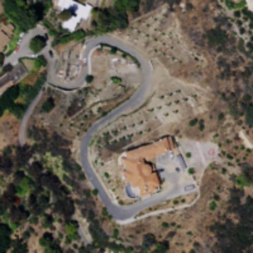 Philipp Plein House Chateau Falcom In Los Angeles Ca