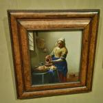 """The Milkmaid"" by Johannes Vermeer"