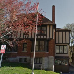 Embassy of Cote d'Ivoire, Ottawa (StreetView)