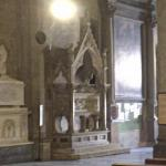 Pope Gregory X's tomb at San Donato Cathedral