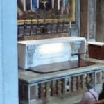 Pope John Paul II's tomb