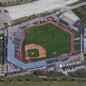 CommunityAmerica Ballpark (Google Maps)