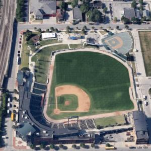 Joliet Route 66 Stadium (Google Maps)