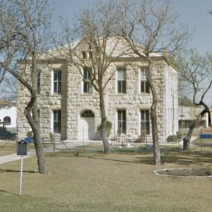 Edwards County Courthouse and Jail (StreetView)
