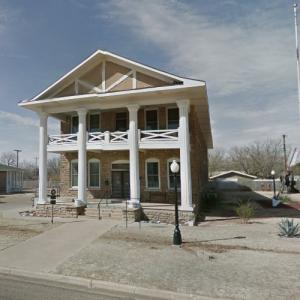 Garza County Historical Museum (StreetView)