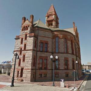 Hopkins County Courthouse (StreetView)