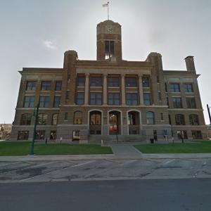 Johnson County Courthouse (StreetView)