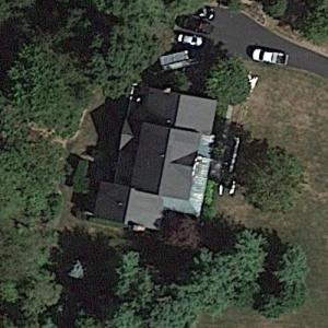 Bob Woodward's House (Former) (Google Maps)