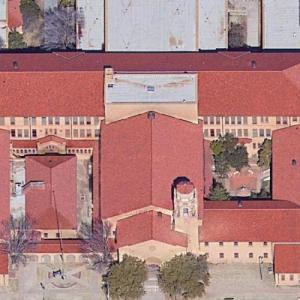 Lubbock High School (Google Maps)