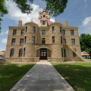 McCulloch County Courthouse (StreetView)