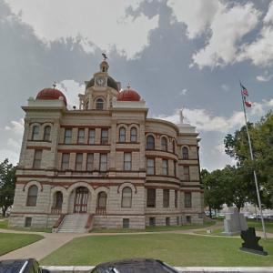 Parker County Courthouse (StreetView)