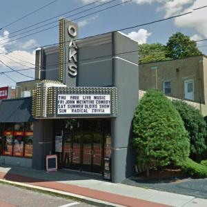 "Oaks Theater (""Mindhunter"") (StreetView)"