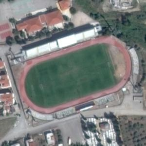 Levadia Municipal Stadium (Google Maps)