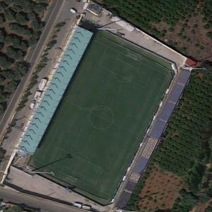 Perivolia Municipal Stadium (Google Maps)