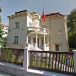 Embassy of Turkey, Prague