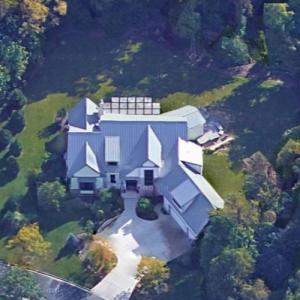 Kevin Love's House (Google Maps)