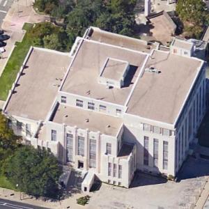 Travis County Courthouse (Google Maps)
