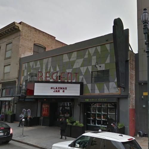 Regent theatre in los angeles ca google maps for Audrey hepburn mural los angeles