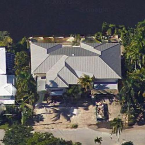 Celebrity homes in south florida