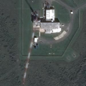 Aguada Naval Transmission Station Mast (tallest structure in Puerto Rico) (Google Maps)