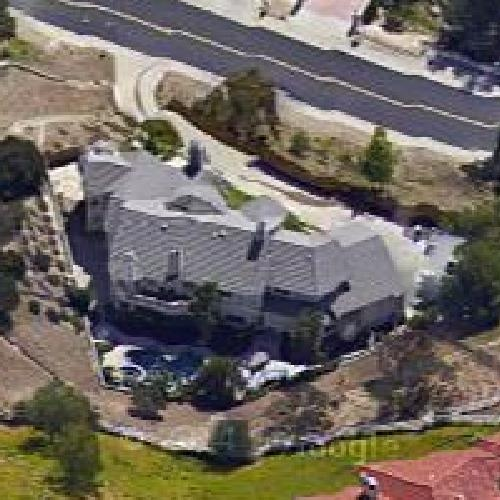 Shaquille o 39 neal 39 s house in bell canyon ca google maps 5 for Shaquille o neal s home