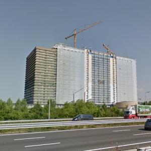 Nieuwbouw european patent office under construction in rijswijk netherlands virtual globetrotting - European patent office rijswijk ...