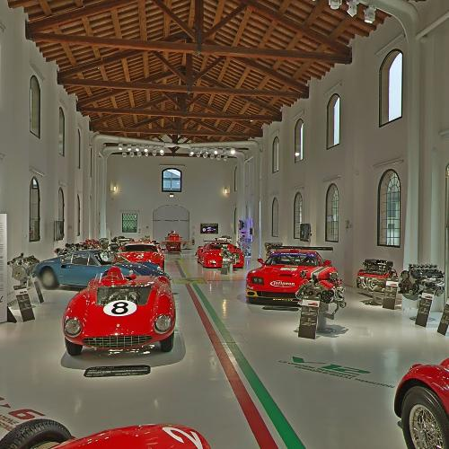 enzo ferrari museum in modena italy google maps. Black Bedroom Furniture Sets. Home Design Ideas
