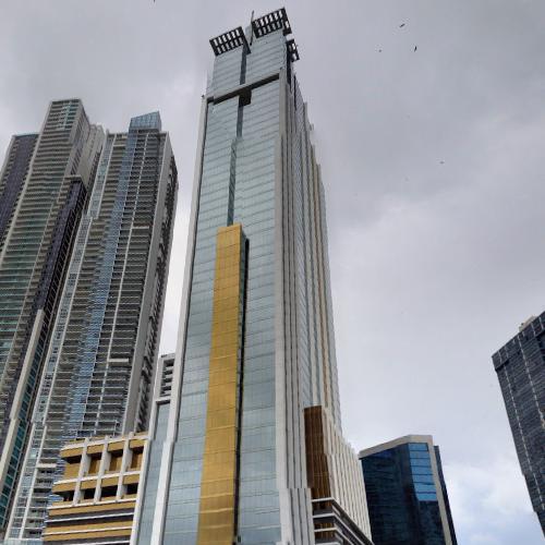 Star Bay Tower In Panama City Panama Virtual Globetrotting