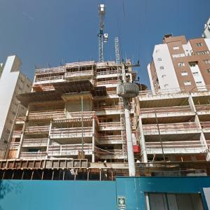 Splendia Tower under construction (StreetView)