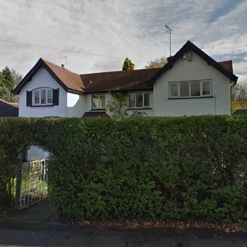 Jim lea 39 s former house in wolverhampton united kingdom for Jim s dog house