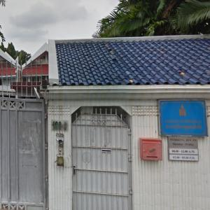 Embassy of Mongolia, Bangkok (StreetView)