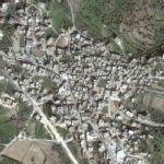2006-07-30 - Qana (Cana) airstrike (Google Maps)