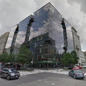 'Lafayette Tower' by Kevin Roche (StreetView)