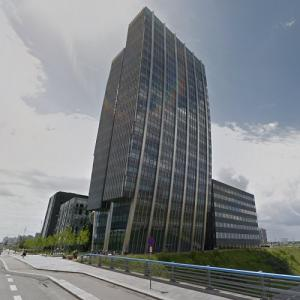 'World Trade Center Copenhagen' by Norman Foster (StreetView)
