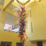 'Fiesta Tower' by Dale Chihuly