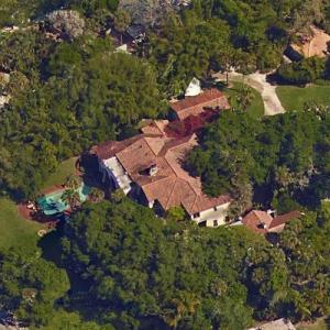 Dickey Betts' House (Google Maps)