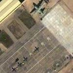 Gafsa Air Force Base (DTTF) (Google Maps)
