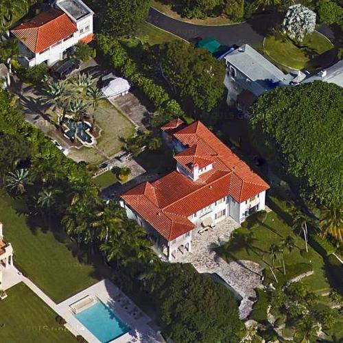 Madonna's House (former) In Miami, FL (Google Maps) (#2