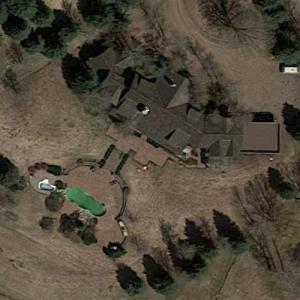 Goldie Hawn & Kurt Russell's House (Google Maps)