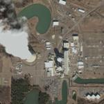 Arkansas Nuclear One (ANO) (Google Maps)
