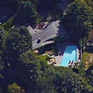 Chris Cornell's House (former) (Google Maps)