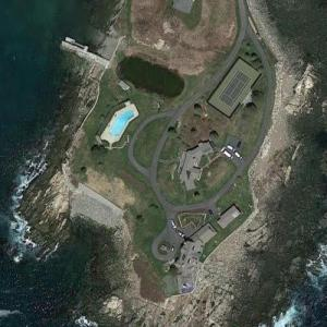 Bush Compound (Google Maps)