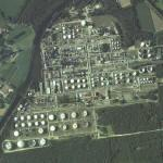 BP Oil Refinery Emsland (Google Maps)
